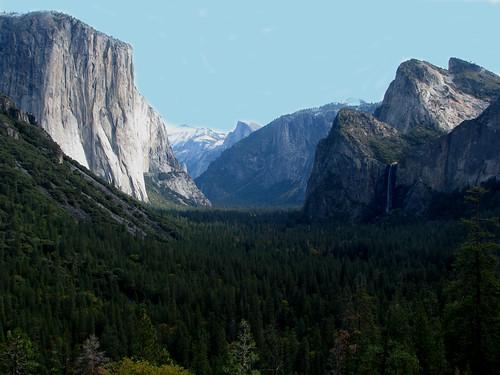 Yosemite Valley trip planner