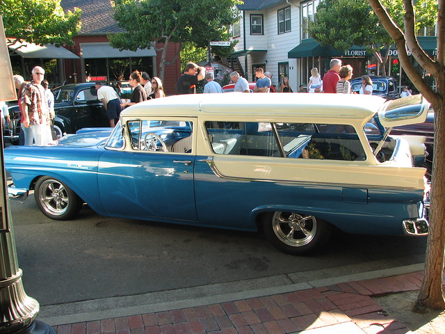 1957 ford 2 door ranch wagon custom 39 5pcb986 39 7 flickr for 1957 ford 2 door ranch wagon