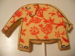 Charlie and Lola Cookies, Elephant