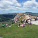picnic lunch at Te Mata Peak