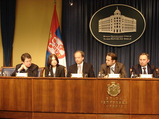 Press Conference: Stephen Wordsworth, Ambassador to Serbia
