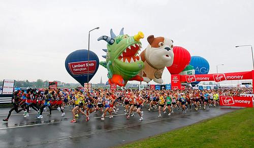 Maratón de Londres 2010