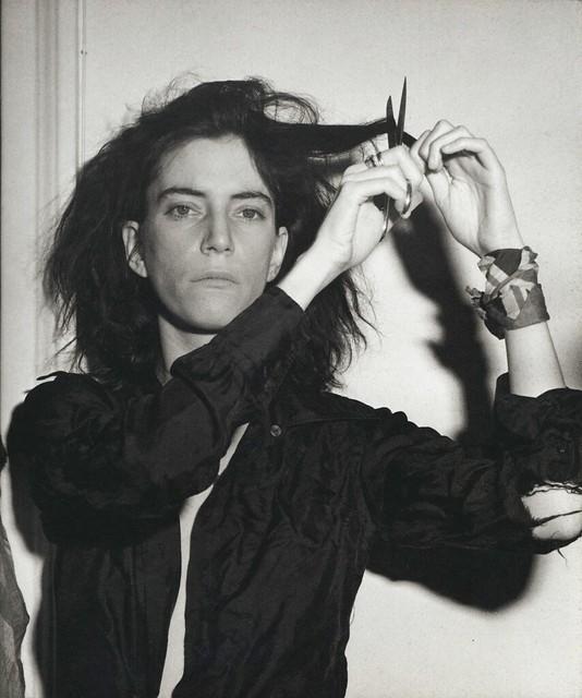Patti Smith, by Robert Mapplethorpe, 1978