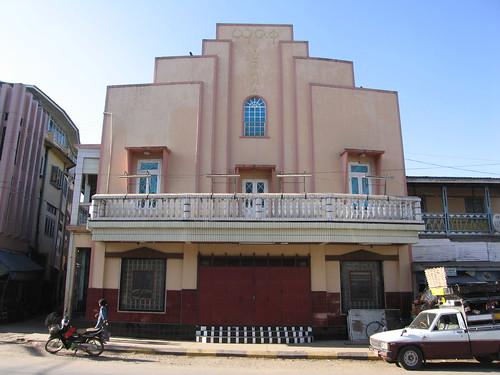 The Yuzana - Pyin U Lwin - Myanmar (Burma)