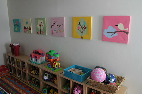 Playroom Wall 1