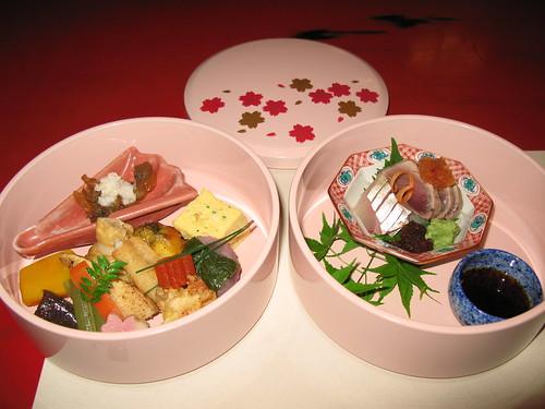 Lunch / 懐石