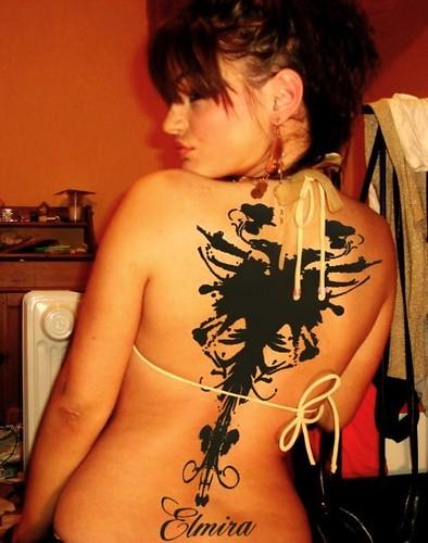 Tattoos Shqiponja