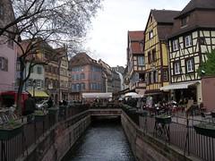 Colmar, Strasbourg, Freiburg 2008