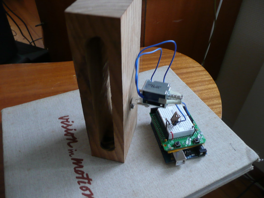 woodpecker prototype