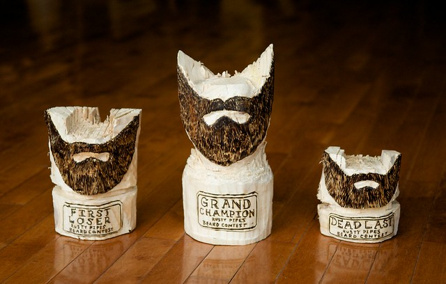 Beard Contest Trophies | Flickr - Photo Sharing!