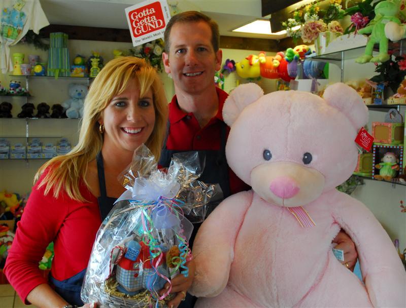 Baby Gift Basket Brampton : Oakville florist