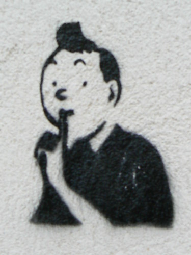 Tim oder Tintin - aber wo in Göppingen?