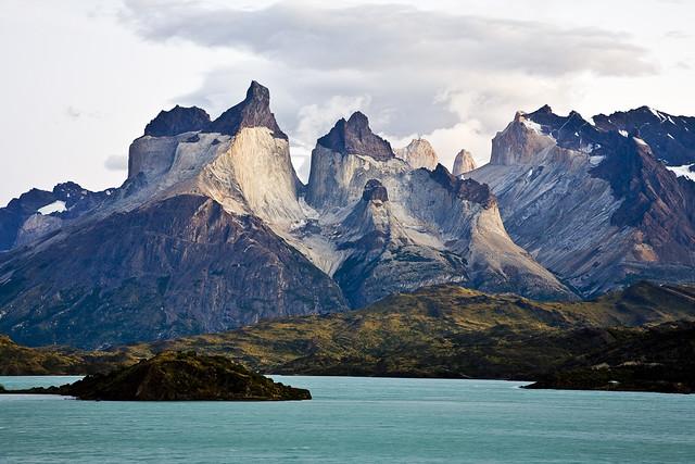 Cuernos Del Paine, pre dawn