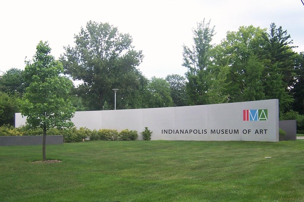 IMA entrance