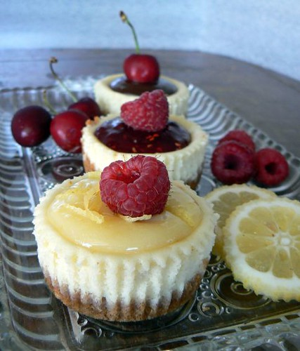 Little Cheesecakes