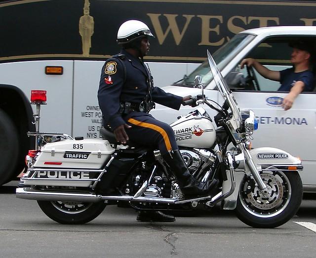 Newark New Jersey Police Traffic Flickr Photo Sharing