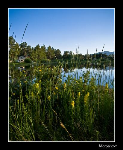 vacation usa pond cabin colorado co redfeatherlakes larimercounty