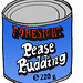 pease pudding in the tin, more than 3 days old