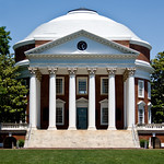 """University of Virginia"" by Flickr user Ukenaut"