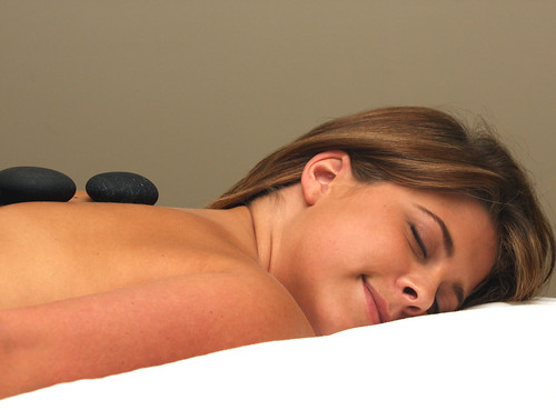 Hot Stone Massage in Houston, TX