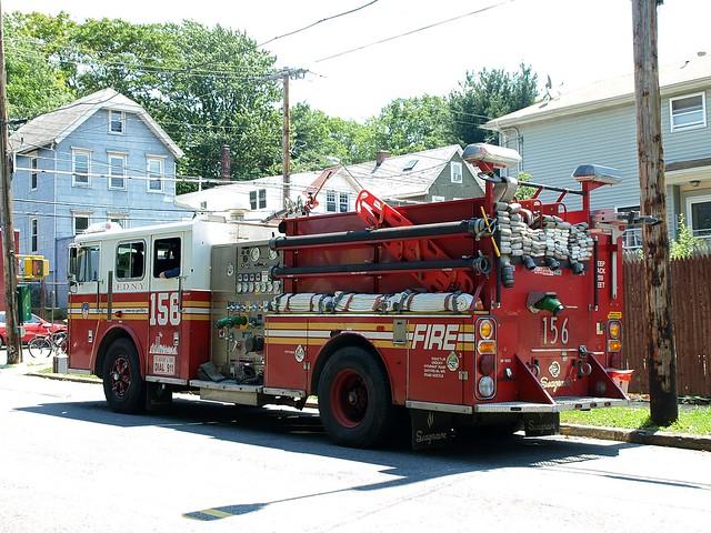 Fdny Engine  Staten Island Ny