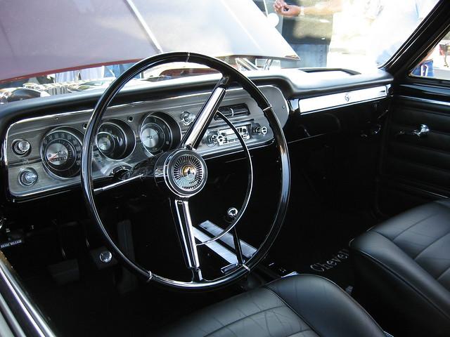 1970 Chevrolet Chevelle Malibu Ss Interior Friday Night Ca Flickr Photo Sharing