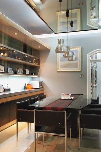 Minimalist contemporary kitchen design best kitchen for Modern kitchen designs 2009