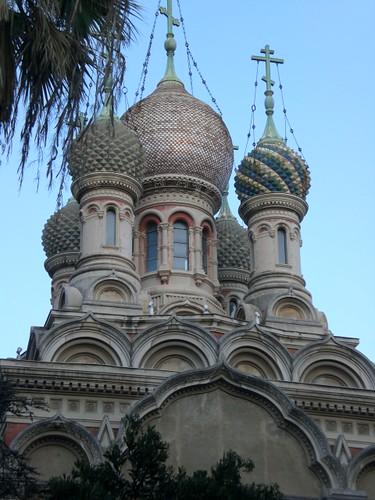 San Remo Chiesa Russa