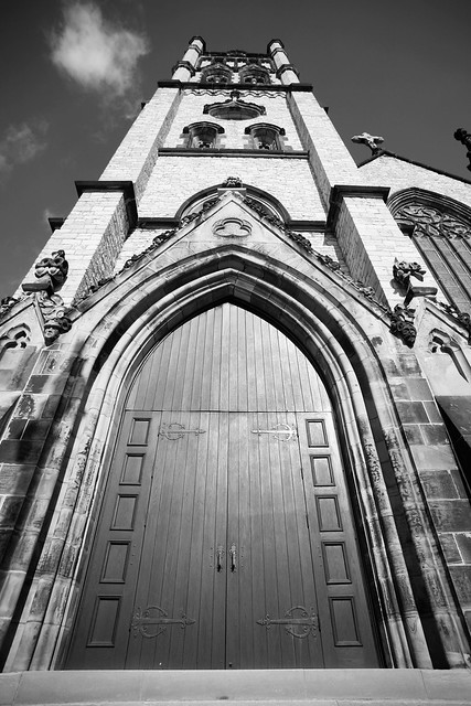 St. John's Episcopal Church, Detroit, Michigan