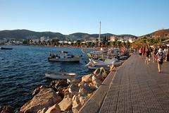 Bodrum, Turkije, strand