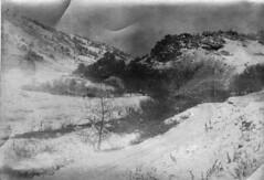 Entrance to Sunshine Canyon