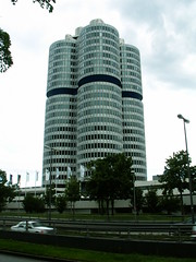 München (Munich), Germany - BMW Towers