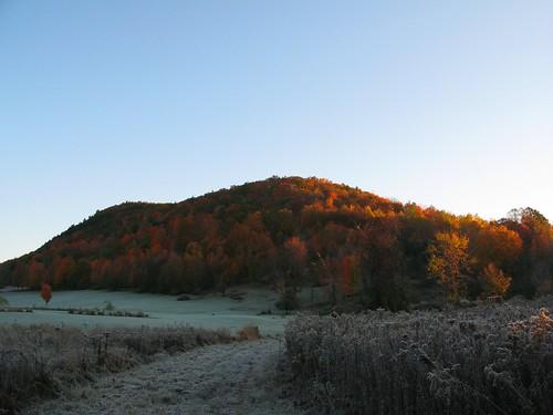 sunrise dawn vermont frost vt poultney eastpoultney