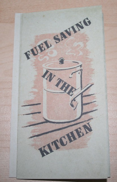 Fuel Saving in the Kitchen