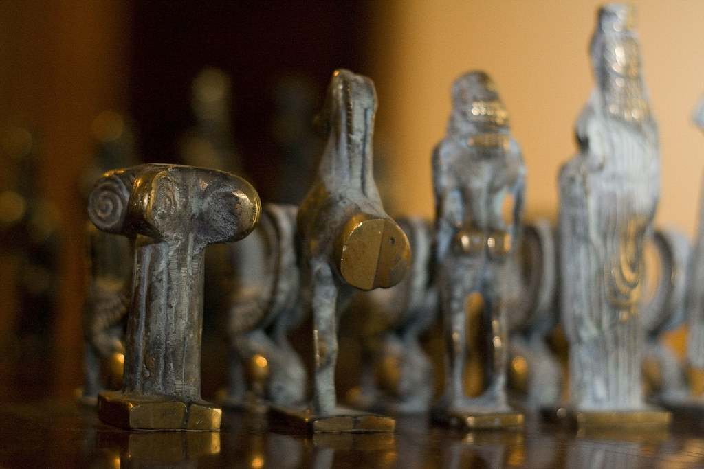 Project 365 #118-Chess