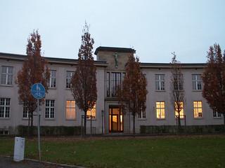 Palucca Schule Dresden pädagogischer Hintergrund