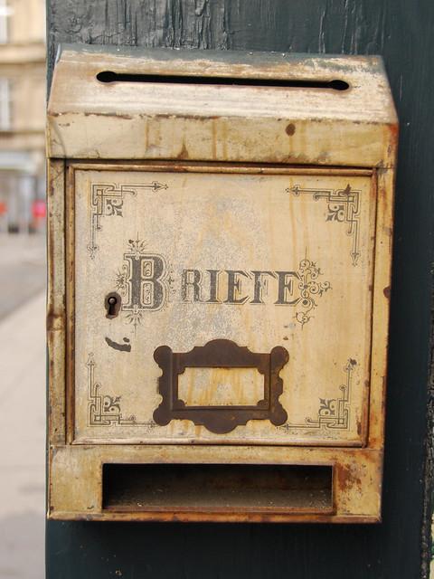 Briefe Dekorieren Full Movie : Old letter box flickr photo sharing