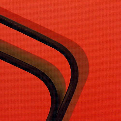 red brown composition pattern curves stitches abstraction dots nestingtables têteàtête sidetables withwhom oraclex tetatetonred 919131