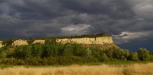montana yellowstoneriver billings sacrificecliffs