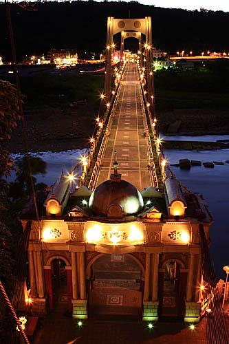 704K大溪橋-夜景