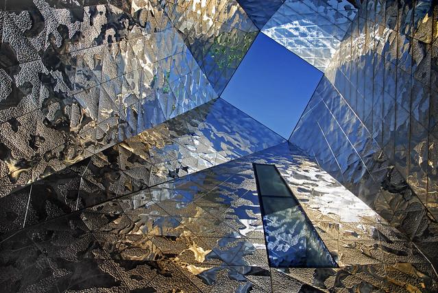 Spain - Barcelona - Barcelona Forum skylight v3