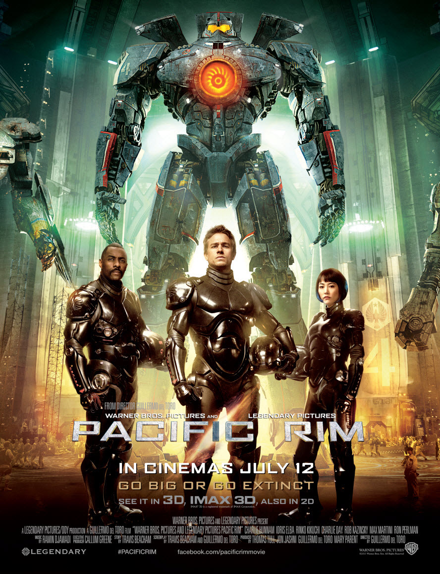 pacific rim 2017 movie poster - photo #14
