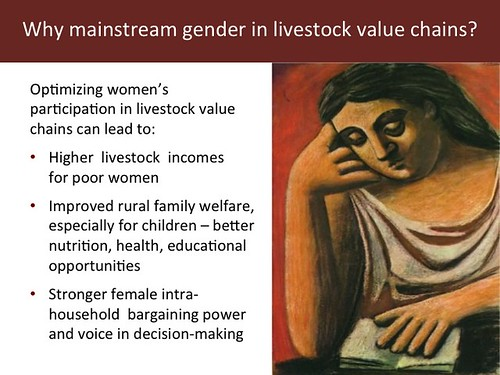 'Women and Livestock', 7 Mar 2014