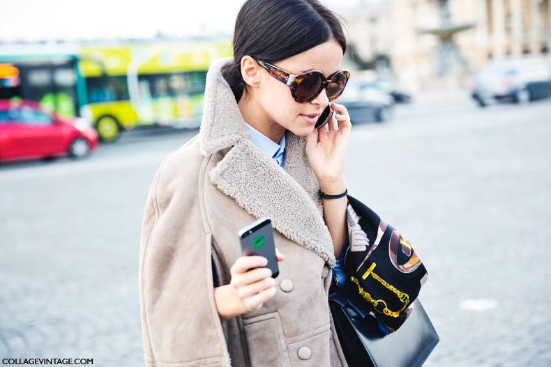 Paris_Fashion_Week_Fall_14-Street_Style-PFW-_Valentino-Miroslava_Duma-Denim-Shearling_Vest-6