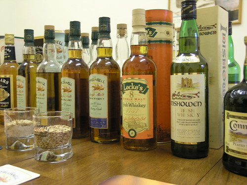 Cooley's Whiskeys