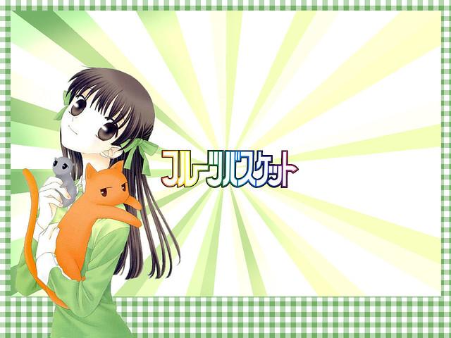 Fruits Basket Wallpaper 06 Tsuru Anime Flickr