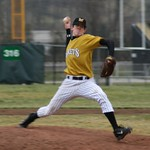2 IP, 3-K, O W, 0 R, First WVSU Game 3-5-08- Chris Barnett