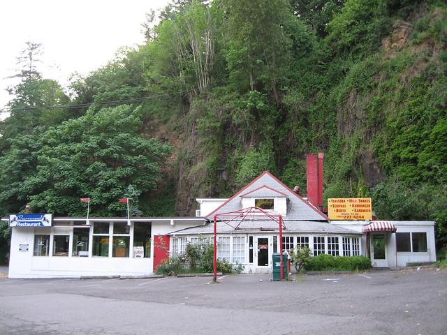 The Carousel Restaurant Before Demolition  Portland, Oregon  Flickr