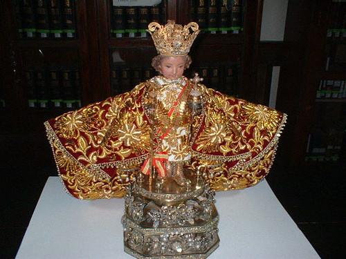 Original Image Of The Santo Nino De Cebu Nonotch Redula