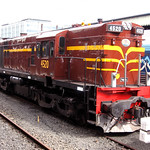 Rail Transport Museum No 4520 at Central Railway Sydney